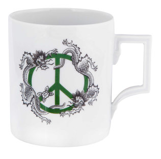"Kaffeebecher, Form ""Berlin"", ""Peace Olive Green"""